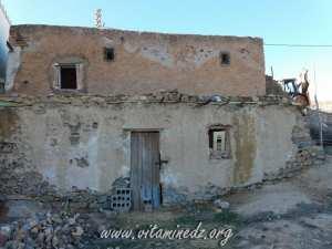 بناية من مخلفات الاستعمار - محادية لمسجد أولاد داود القديم