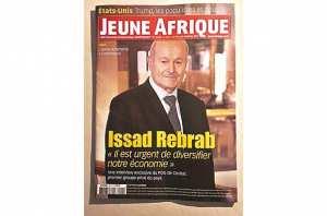 """Algérie - ISSAD REBRAB DANS UNE INTERVIEW À """"JEUNE AFRIQUE""""  """"Ce ne sont pas les idées qui manquent…"""""""