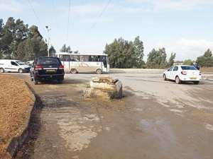 ARRÊT SUR IMAGE:  Vu à Khemis El-Khechna (Boumerdès)