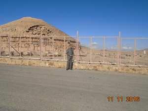 إِيمَدْغَاسن أو ماد غيس أو وماد غيس هو ضريح إيمدغاسن(القرن 3 قبل الميلاد)، ملك الأمازيغ (زناتة)، وهو يقع في ولاية باتنة بالجزائر. حتى لا ننسى اصولنا واجدادنا.