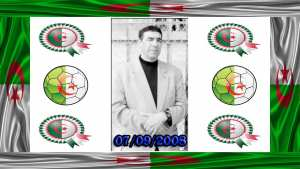 ASO Chlef : D'anciens joueurs rendent visite à Benferhat Tahar Ancien footballeur de la Jsm Tiaret