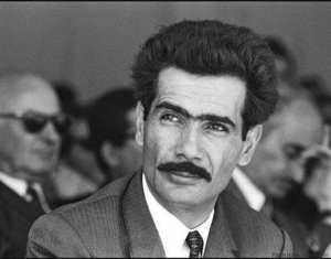 Portrait d'Ahmed Medeghri