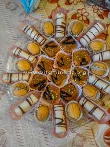 حلويات جزائرية عصرية للأعياد - سميرة تيفي 2016