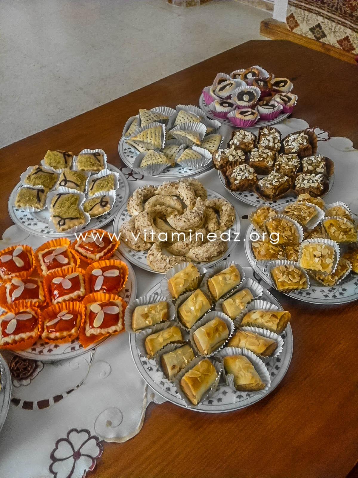 Gâteaux Samira 2016 Gâteaux Algériens Pour Laid