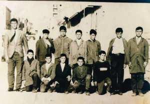 Lakhel Brahim  l' Ecolier