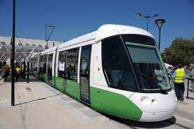 Constantine - Nouvelle ville Ali Mendjeli: Les travaux d'extension du tramway paralysent la circulation
