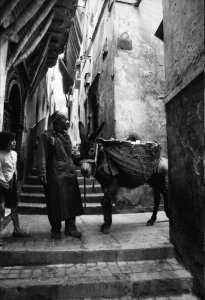 La Casbah d'Alger en 1963