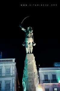 L'histoire de la statue de l'Emir Abdelkader
