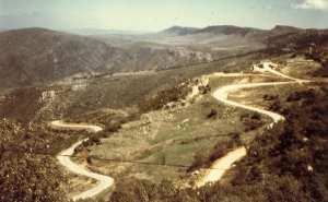 1956/59 - Du côté de Sebdou à la frontière marocaine - (Marie Yves)