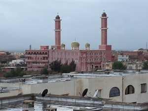 ibn doujana mosquee vue du haut 1