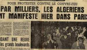 Ecrits sur la Fédération de France du FLN : une histoire bien timide Ce sont les journalistes qui ont révélé le massacre du 17 octobre 1961 à Paris.
