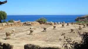 les ruines de Tipasa