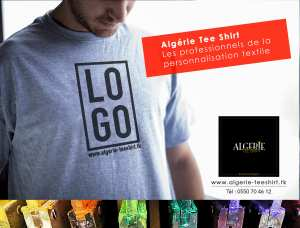 T-shirt personnalisé Hydra Alger