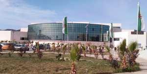 Université de Khenchela Université à El Hamma, Algérie
