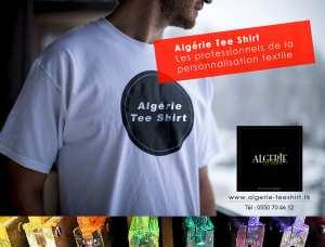 T-shirt Personnalisé Kouba Alger