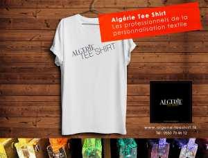 T-shirt Personnalisé  Alger