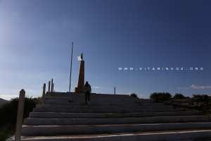 Col du juif, route de Beni Mester (sanctuaire pour martyrs)