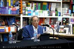 Conférence de José Lenzini à Tlemcen : MOULOUD FERAOUN : UN ÉCRIVAIN ENGAGÉ