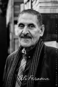 Ali Feraoun, fils de Mouloud Feraoun