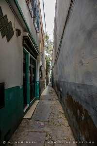 Tlemcen : Derb Hlaoua, En plein quartier de Bab El Djiad, s'y trouve aussi la maison natale de Abdelkrim Dali