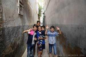 Enfants de Tlemcen : Derb Hlawa
