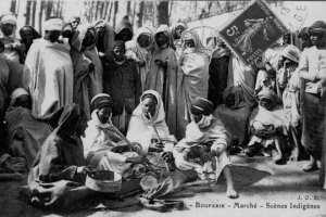 Le marché de Boufarik