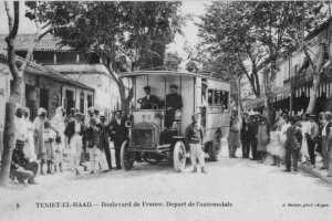 Les automobiles de la Belle époque
