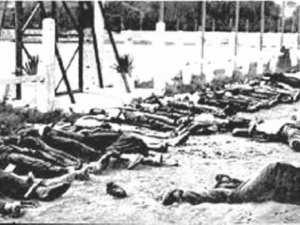 France - Débat public à Paris autour des massacres du 8 mai 1945 en Algérie