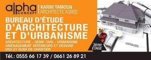 Bureau d'études d'architecture