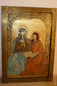 Tableau de sainte Monique, mère de saint Augustin