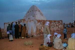 Darih Sidi Cherif Massine, près de Timimoun le jour de l'Achoura