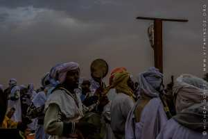 Bendir - Ziara Sidi Cherif Massine, près de Timimoun le jour de l'Achoura