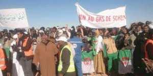 In Salah - Les écologistes du désert montent au Parlement