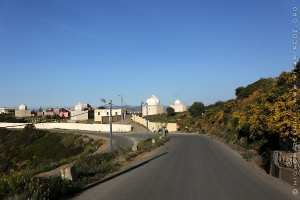 Cimetière de zaouiet Sidi Benamar ...