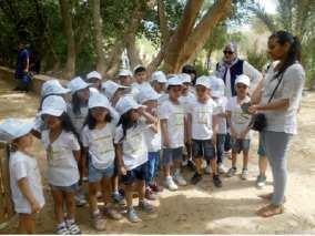 Journée mondiale de la biodiversité à Biskra: Une célébration éducative et ludique