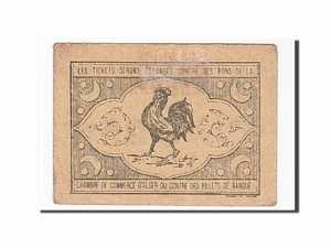 Algeria, Marengo, 25 Centimes, 1916 dos