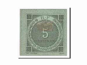 Algeria, Bougie Setif, 5 Centimes, 1916 face