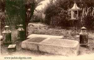 Le tombeau du Rav Enkaoua