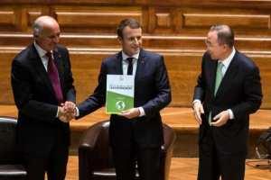 Planète - Climat: Macron s'engage à défendre le projet de «pacte mondial pour l'environnement»
