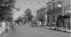Jijel - Une avenue sans voitures