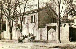 حامة بوزيان وقت الاستعمار الفرنسي