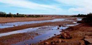 Djidiouia (Relizane) - Des agriculteurs s'opposent à un projet polluant Pose d'une conduite d'eaux usées