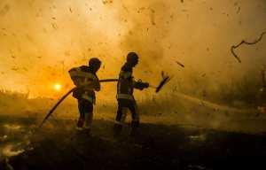 Planète - Feux de forêts: «Les incendies vont se multiplier avec le réchauffement climatique»