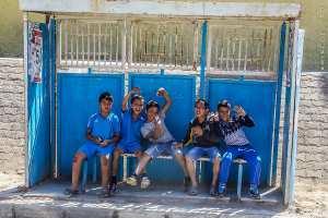 Enfants de Boukhanifis