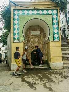 Les fontaines de la Casbah d'Alger : sources de vie et...d'espoir pour le renouveau de la vieille médina