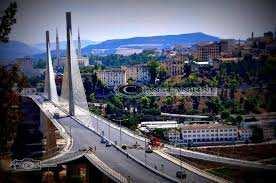 Constantine - Incivilités sur le pont Salah Bey