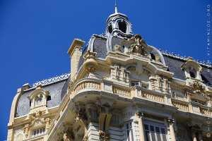 Bel Immeuble à Oran de l'époque coloniale