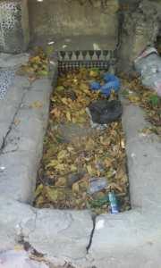 Le tombeau de Cheikh Mohammed bin Qasim al-Kandousi