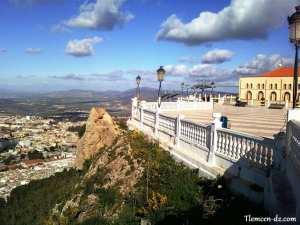 Le Plateau de Lalla Setti à Tlemcen