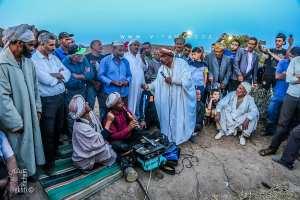 Meddah de poèsie populaire à la waada du Saint Sidi Yahia Bensfia (Commune Sidi El Djillali - Tlemcen)
